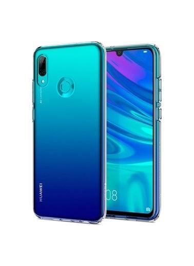Spigen Huawei P Smart 2019 Kılıf, Liquid Crystal 4 Tarafı Koruma Renkli